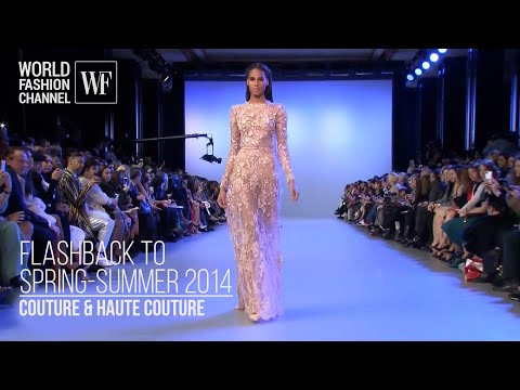 Flashback to spring-summer 2014 | Couture & Haute Couture
