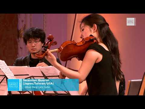 Secession Quartet - Alban Berg: Lyric Suite