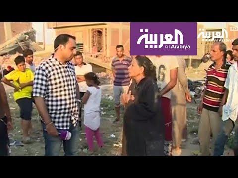 مصر .. صدامات خلال حملة لإزالة تعديات