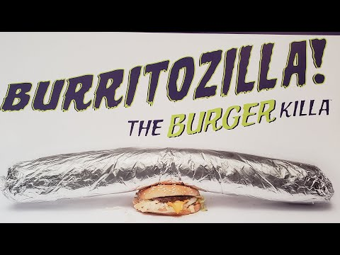 Cinco De Mayo - 5lb Burrito (LIVE)