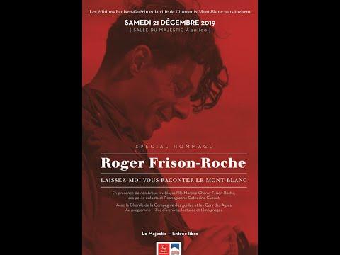 Vidéo de Roger Frison-Roche