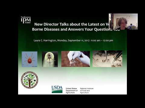 New Director Talks about the Latest on Vector Borne Diseases and Answers Your Questions Too