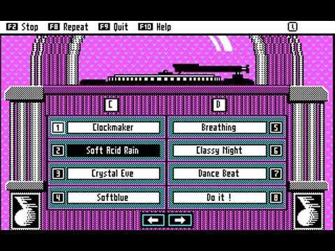 AdLib Juke Box (Ad Lib) (MS-DOS) [1987]