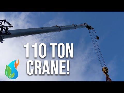 We need a bigger crane!