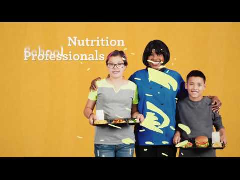 Celebrating School Nutrition Professionals