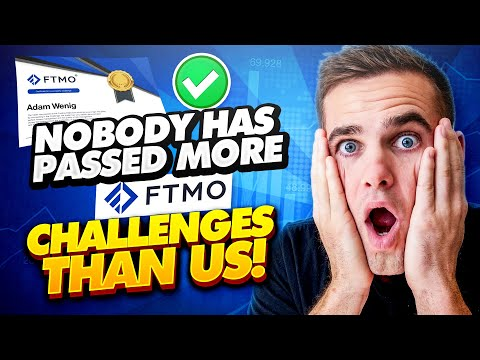 FTMO Challenge | We've Helped More People Pass Than ANYONE (Step-By-Step)