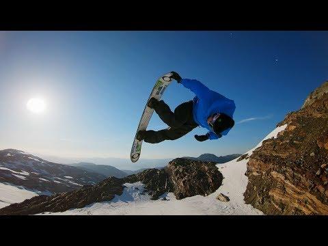GoPro: Sunset Snowboarding with Sage Kotsenburg, Halldór Helgason and Sven Thorgren