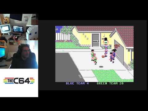 The C64: Trasteando un rato