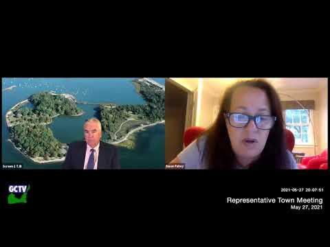 Representative Town Meeting, May 27, 2021 (full video)