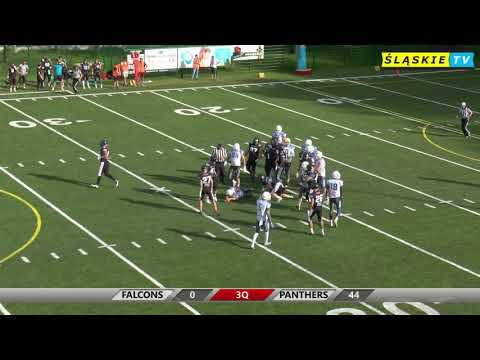 Tychy Falcons - Panthers Wrocław 0:52
