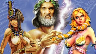 I'M THE REAL ZEUS, B!#T¤! // PLAYING SMITE WITH BROS!