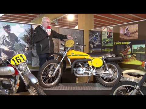 Motosx1000: Historias de la Moto | Bultaco Matador Biflecha