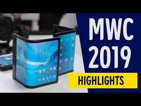 MWC 2019 – Høydepunktene fra verdens største mobilmesse