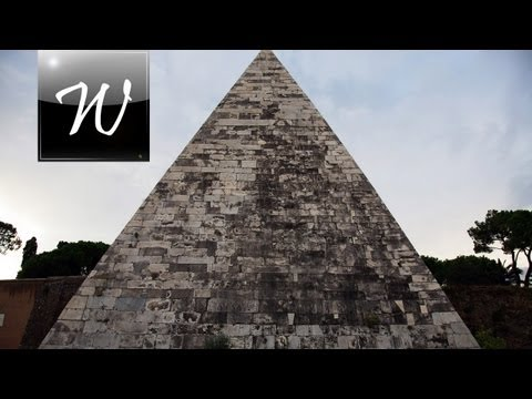 ◄ Pyramid of Cestius, Rome [HD] ►