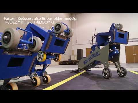 Blast Pattern Reducers - 1-8DEZMKII / 1-8DECMKI / 1-8DM