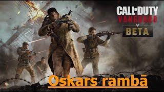 "Oskars rambā: Call of Duty: Vanguard Beta - ""esmu iekarsis"""