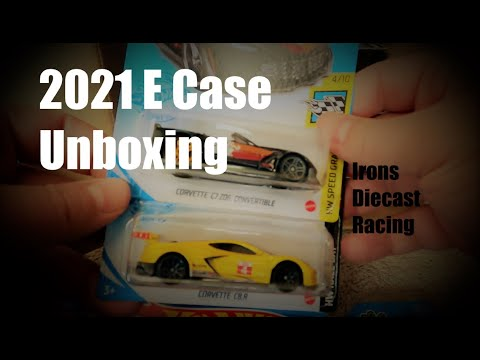 Irons Diecast Racing