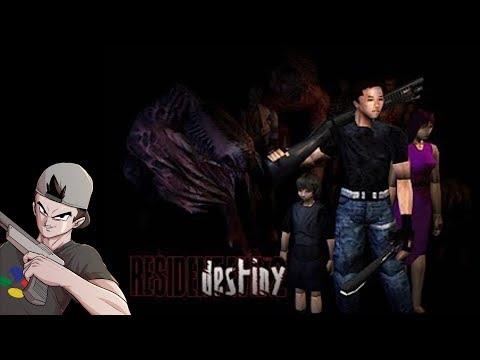 Resident Evil 2 Destiny || Mod del RE2 original!! *_*