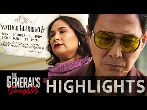 Tiago and Amelia remember their son's death | The General's Daughter
