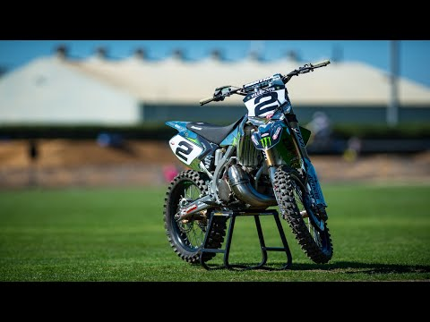 Rides | Ryan Villopoto Kawasaki KX250 | TransWorld Motocross