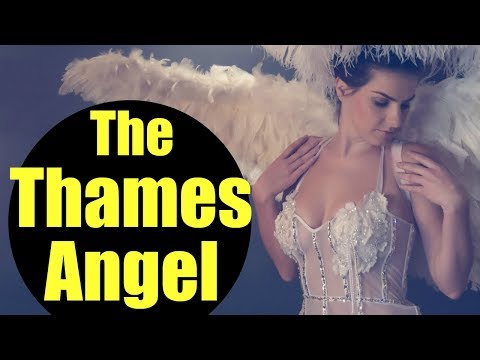 Angel Sightings Over The River Thames