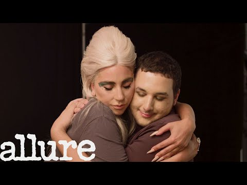 Lady Gaga Surprises a Superfan with a Makeup Tutorial | Allure
