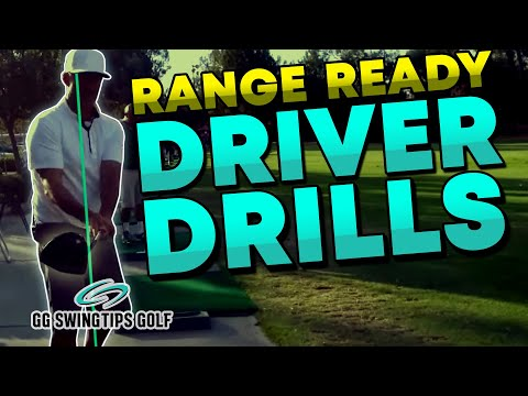 Range Ready Driver Drills | Simplified Golf Swing