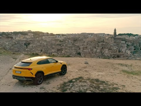 Urus off-road: an exchange of views