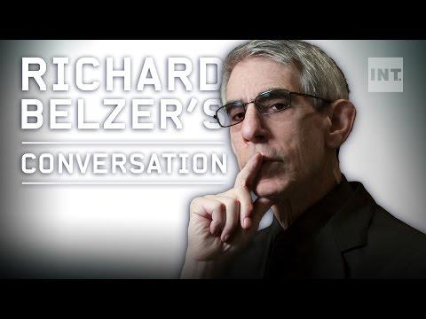 Jerry Lewis in RICHARD BELZER'S CONVERSATION