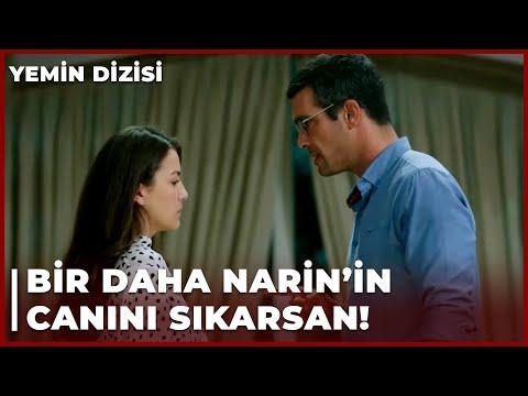 Kemal, Kumru'yu Sert Uyardı! - Yemin 262. Bölüm