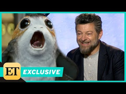 Even 'Star Wars' Villain Andy Serkis Says No to Eating Porgs (Exclusive)
