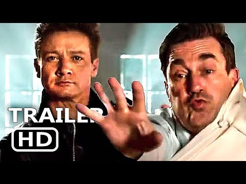 connectYoutube - TAG Official Trailer Tease (2018) Jeremy Renner, Isla Fisher, Jon Hamm Comedy Movie HD