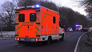 NRWspot.de | Hagen – Unfall mit zwei Verletzten auf der Grundschötteler Straße