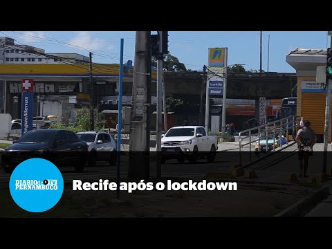 Covid-19: Taxa de isolamento social no Recife cai para 45%