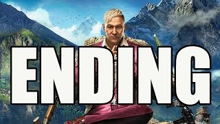 FAR CRY 4 ENDING! (Far Cry 4 Lets Play Ending / Far Cry 4 How it Ends)