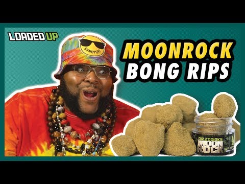 Smoking 4 Grams Of Moon Rocks Weed! | Loaded Up