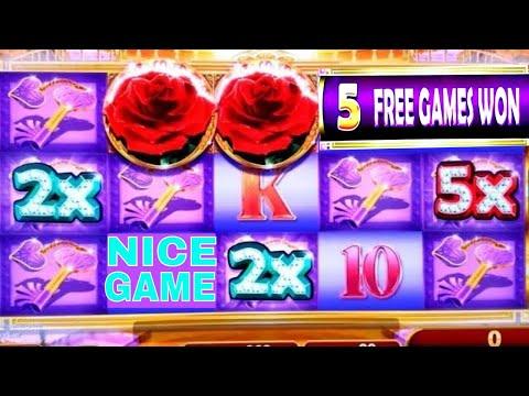 connectYoutube - Sparkling Roses Slot Machine ★BIG WIN★ Line Hit & $7.50 Max Bet Bonuses Won ! NICE GAME