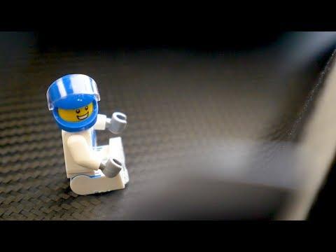 World's Fastest LEGO man?