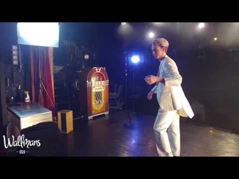 Showplakaten 2017 - Behind the scenes