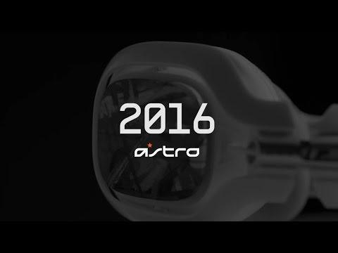 ASTRO GAMING | 2016 Recap Video