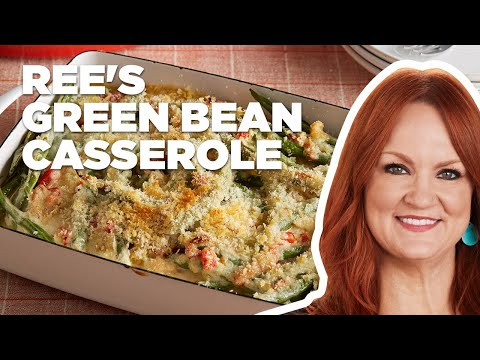The Pioneer Woman Makes Green Bean Casserole | Food Network