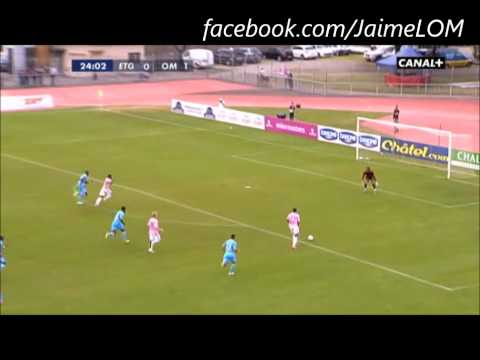 Video: Ayew brothers score to secure friendly win for Marseille