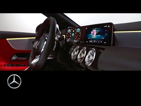 Mercedes-Benz A-Class 2018: Personalised Settings