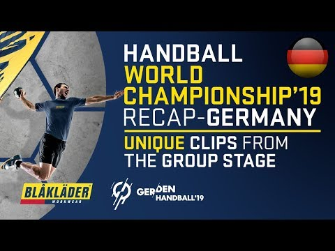 Handball World Championship 19 | Germany | Highlights From The Group Stage