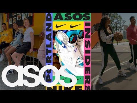 asos.com & Asos Promo Code video: ASOS Insiders go to Nike HQ in Portland | Episode 1