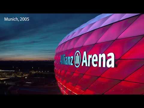 Allianz Family of Stadiums: Turin