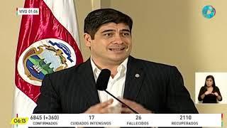 Costa Rica Noticias - Edición sábado 11 de julio del 2020