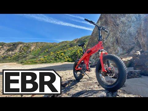 SONDORS Fold XS Review - $1.7k Powerful Folding Fat Tire Ebike