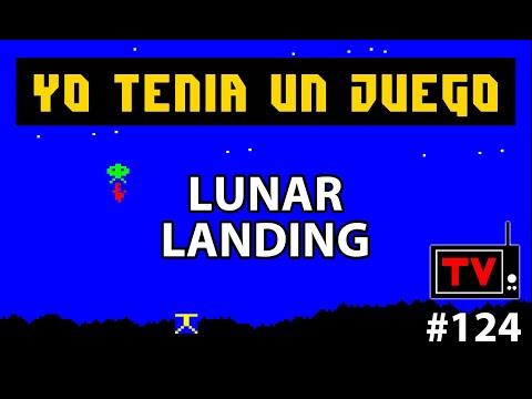Yo Tenía Un Juego TV #124 - Lunar Landing (ZX Spectrum)