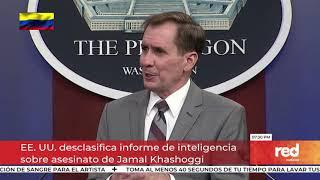 Red+ | EE. UU. desclasifica informe de inteligencia sobre asesinato de Jamal Khashoggi